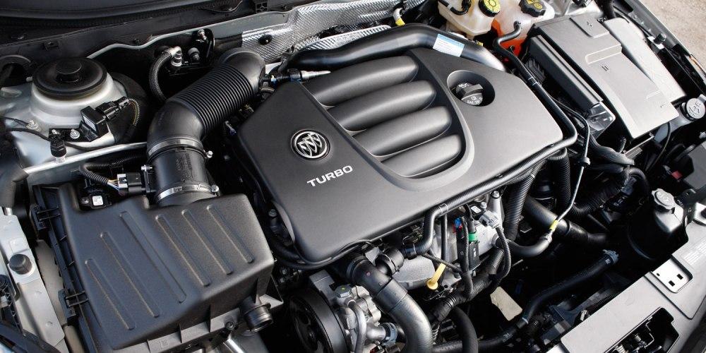 ¿Cómo funciona un motor turbocargado?