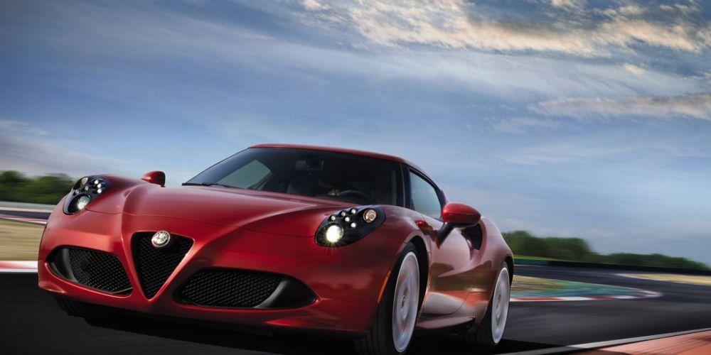 Alfa Romeo 4C, en honor a su leyenda