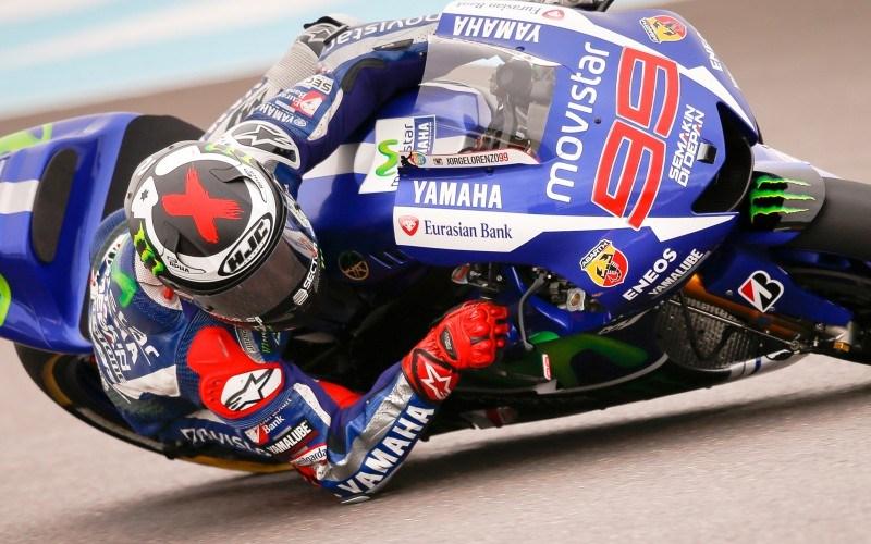 Lorenzo lidera la FP1 de MotoGP™ en Jerez