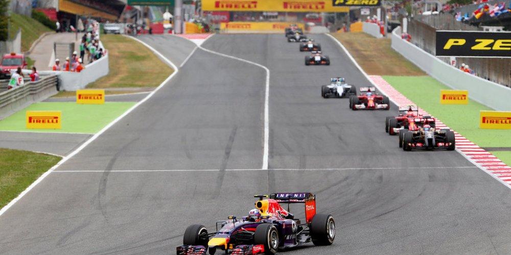 Un nuevo arranque para el Infiniti Red Bull Racing
