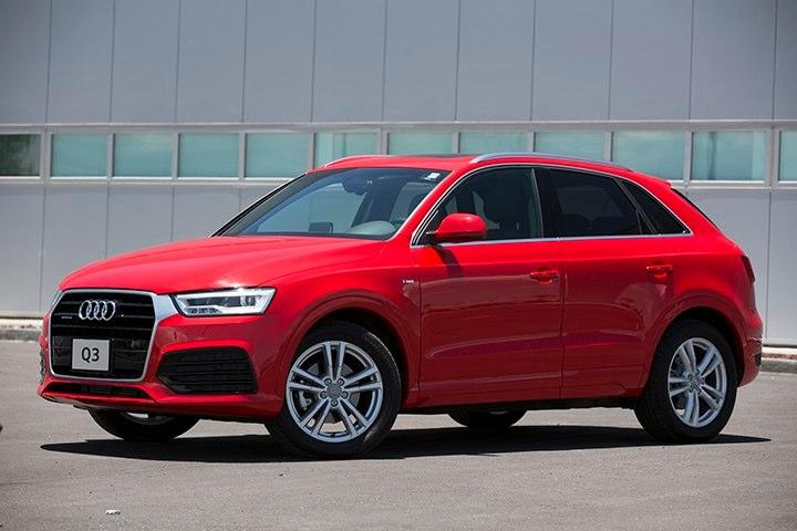 Audi Q3 y todos sus detalles