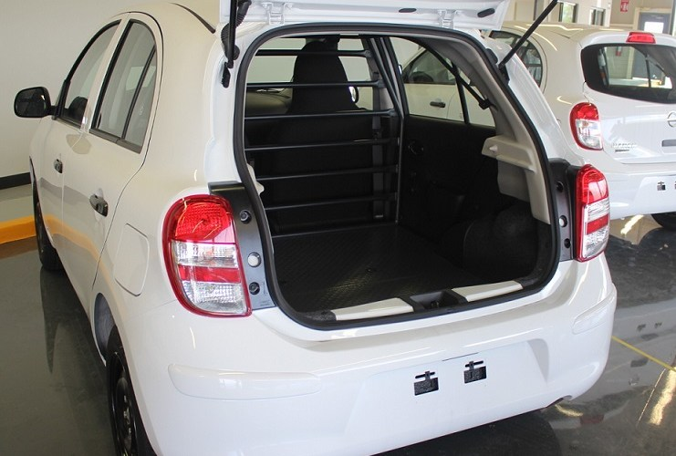 Nissan March Cargo