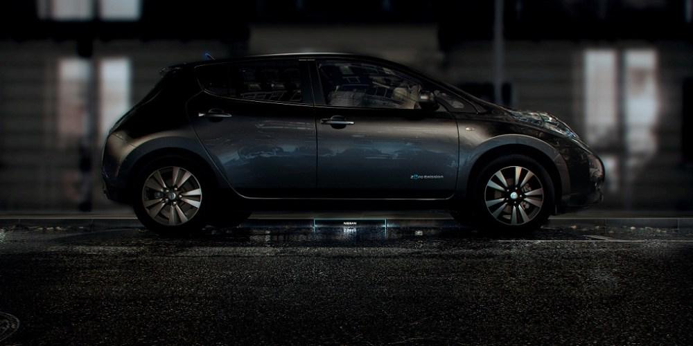 Nissan y las gasolineras del futuro