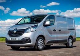 """Renault Trafic, gana el premio de """"camión mediano"""" del año en Europa"""
