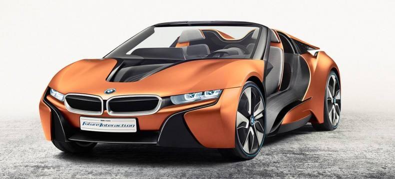 BMW i8 Spider