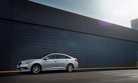 Hyundai Sonata 2016 gana el premio IIHS TOP SAFETY PICK