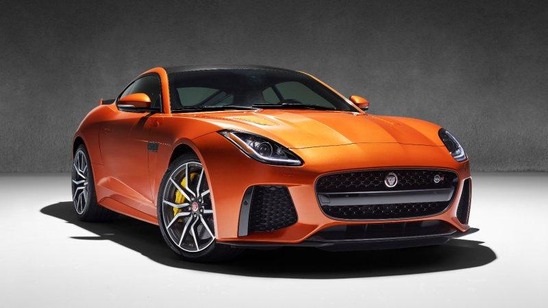 Jaguar F-Type SVR 200 mph debutará en Ginebra