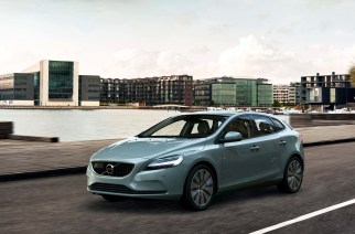 Ginebra, Volvo V40 se actualiza…