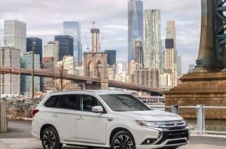 Mitsubishi Outlander PHEV Autoshow de Nueva York 2016 1