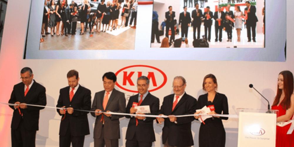 Cuatro pilares para el éxito: KIA