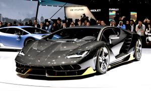 Lamborghini Centenario David Marechal