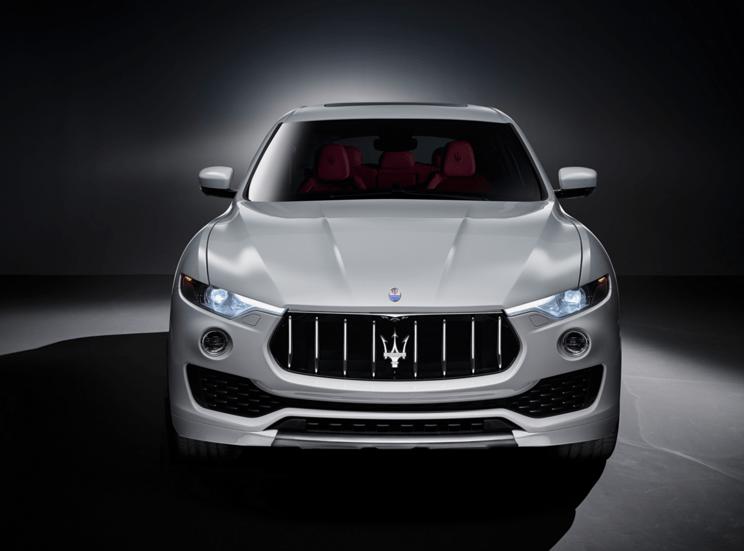 Maserati Levante-2017-2