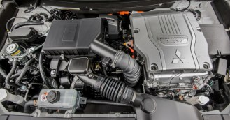 Mitsubishi Outlander PHEV Autoshow de Nueva York 2016 5