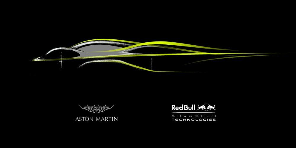 Aston Martin confirma asociación con Red Bull Racing