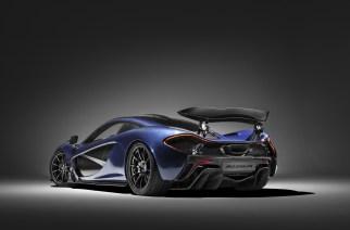 Ginebra, McLaren P1 y 675 LT Spider