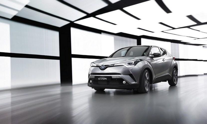 Ginebra, Toyota CH-R