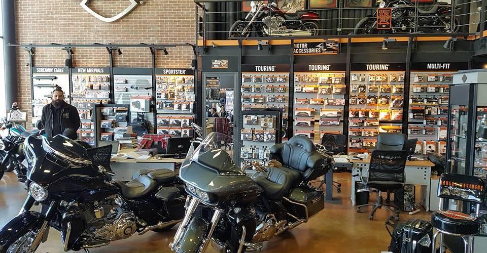 Harley-Davidson Riding Academy día 1