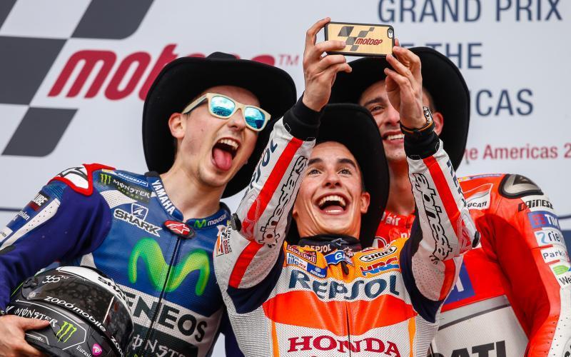 Márquez gana en COTA y amplia su ventaja al frente del campeonato