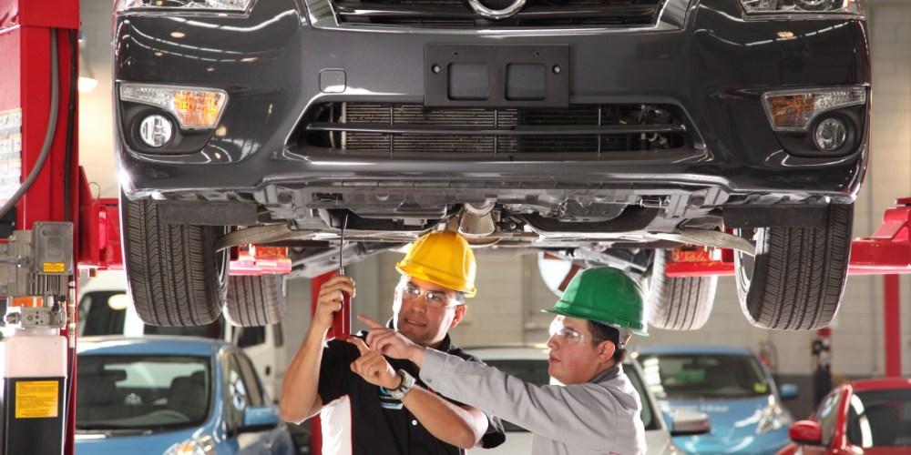 Nissan Posventa: Un servicio competitivo y enfocado en la satisfacción del cliente