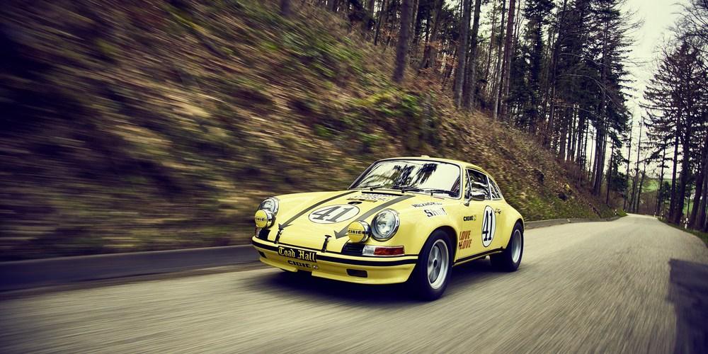 ¡¡¡Vuelve a la vida!!! Porsche 911 2.5 S/T