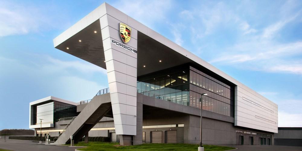 Porsche adquiere participación en Evopark