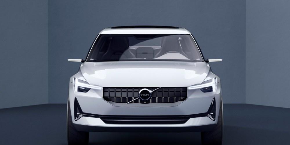 Volvo Concept 40.1 y 40.2 para un crossover y hatchback