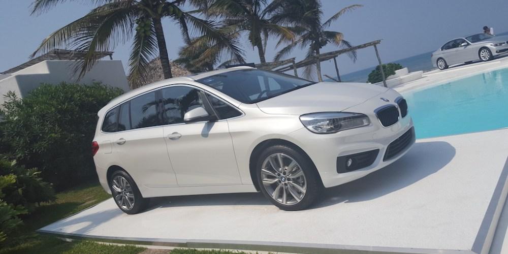BMW Serie 2 Gran Tourer, lanzamiento en México