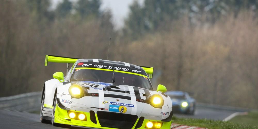 Porsche abarrotará Nürburgring