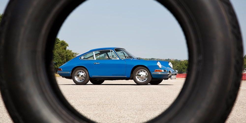 Porsche Classic también piensa en los neumáticos
