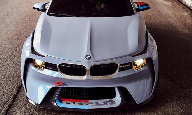 BMW 2002 Hommage Coupe