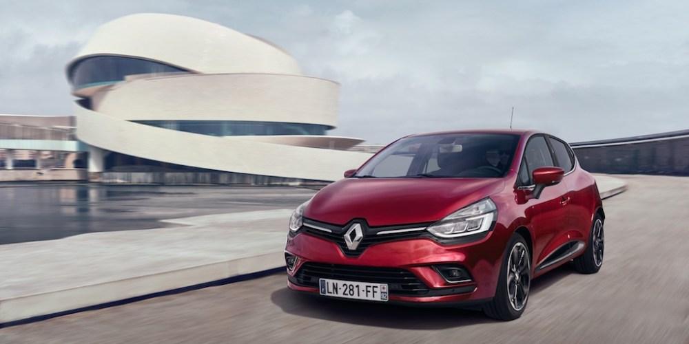 Renault Francia lanza el renovado Clio para Europa