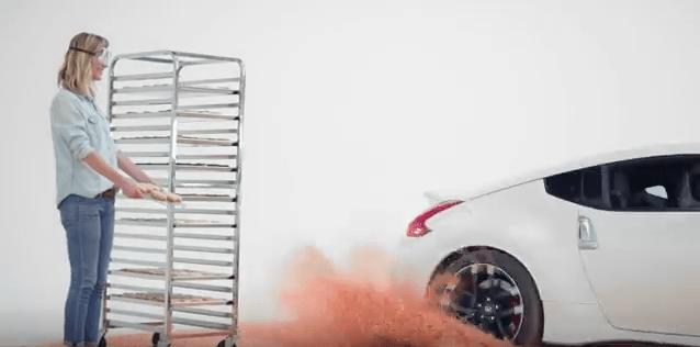 ¡Chispas! El Día Nacional de la Dona al estilo Nissan 370Z NISMO