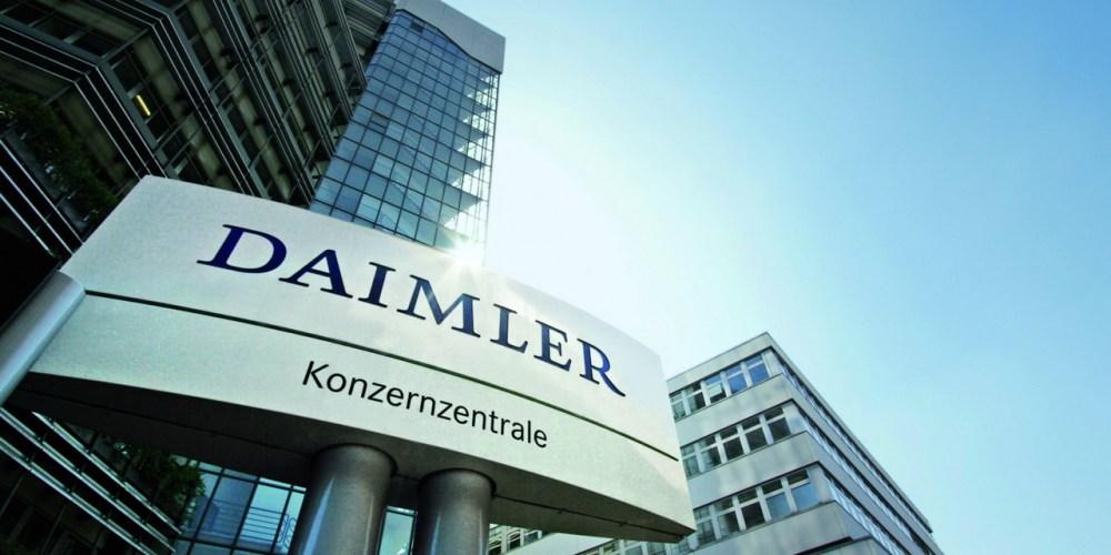Daimler podría invertir en Rusia