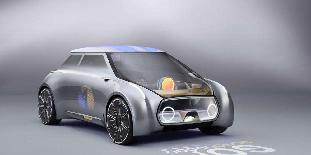 MINI Conceptual, ¿demasiado futurista? #VisionNext100Concept