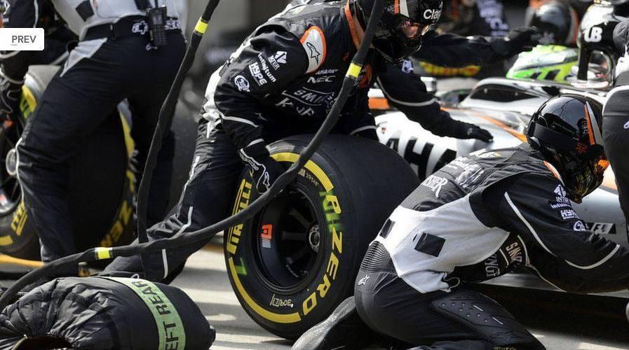Pirelli anuncia un programa de prueba para los neumáticos de 2017