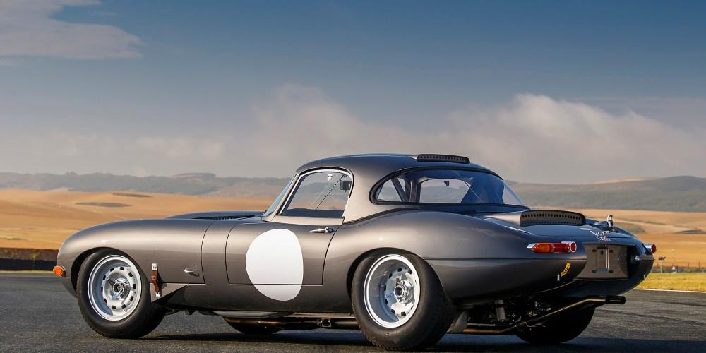 Jaguar debutará clásicos en el Auto Show de Los Ángeles