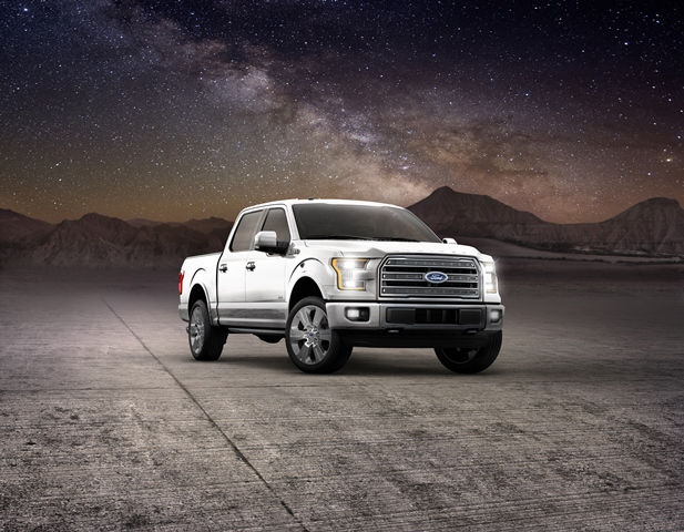 Ford Lobo Platinum 3