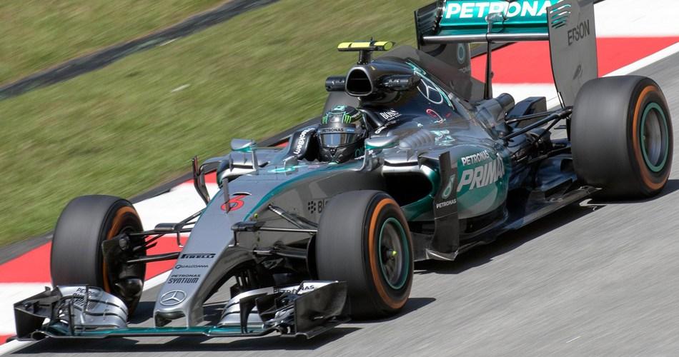 Dos años más para Rosberg en Mercedes F1