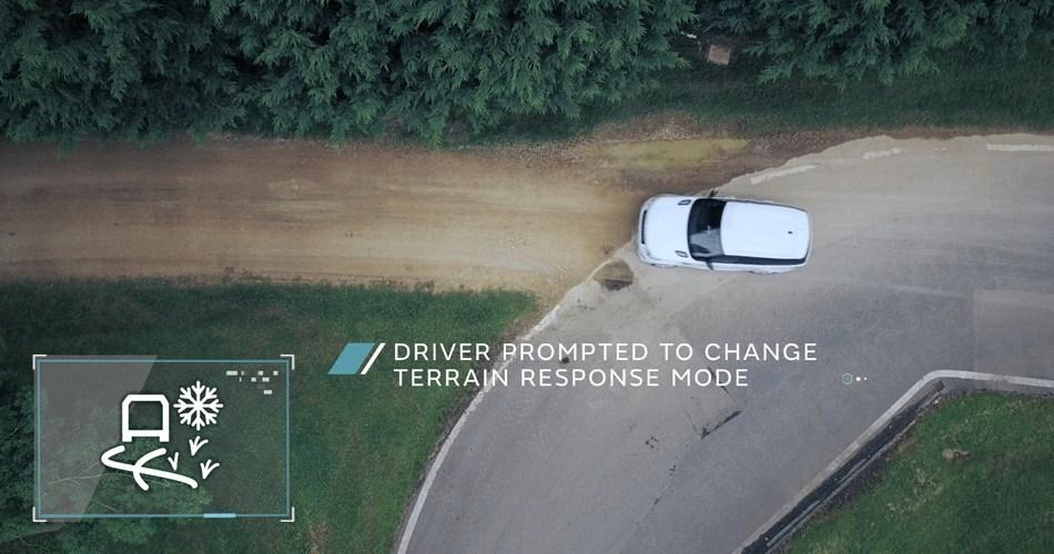 Conducción –todoterreno– autónoma: Jaguar / Land Rover