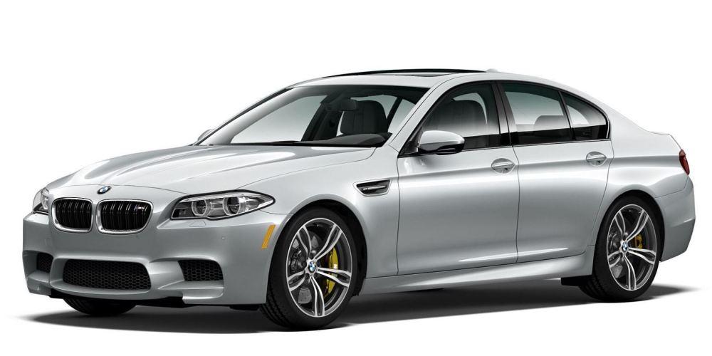 BMW M5, Limited Edition solo para Estados Unidos