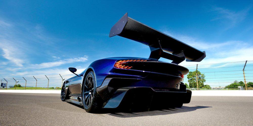 ¡A subasta! Aston Martin Vulcan de 820 hp