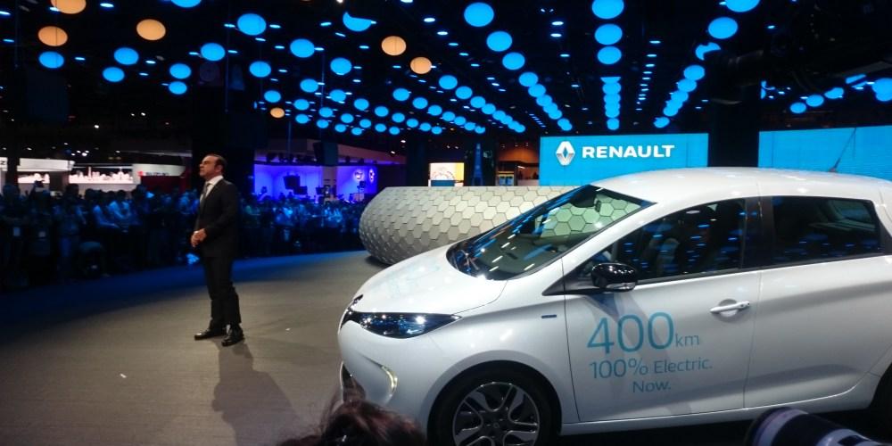 Carlos Ghosn, CEO de la alianza Renault-Nissan, el hombre detrás del éxito