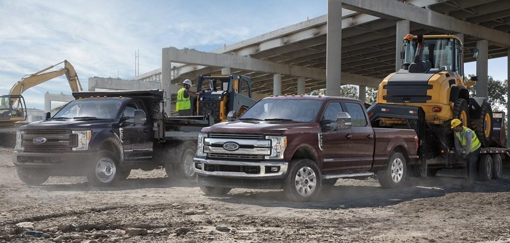 Ford introducirá las nuevas Super Duty 2017 en nuestro mercado