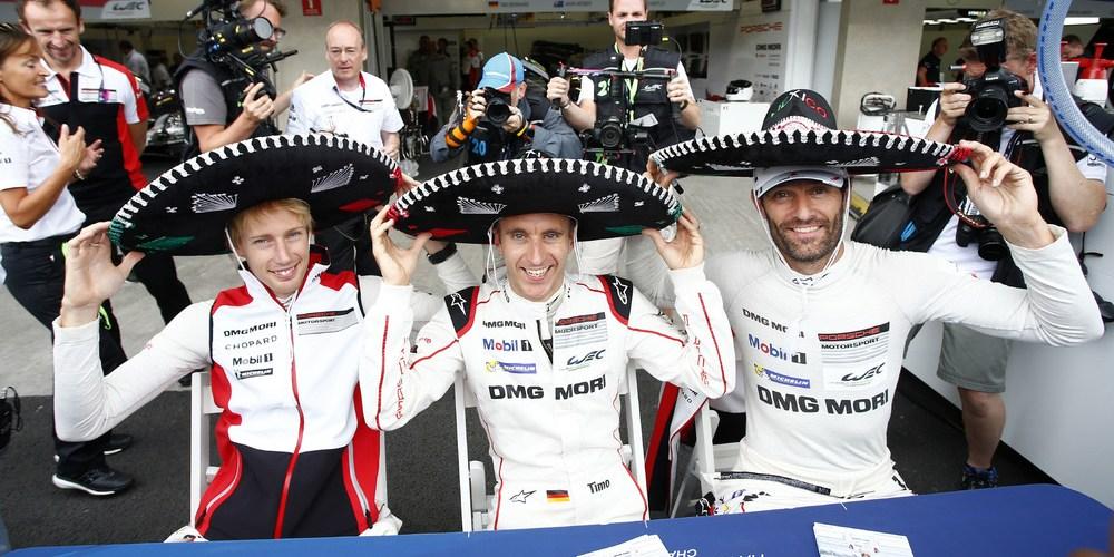 Impresiones de la victoria de Porsche #6HorasDeMéxico