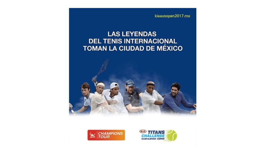 Titans Challenge presentado por KIA Motors México