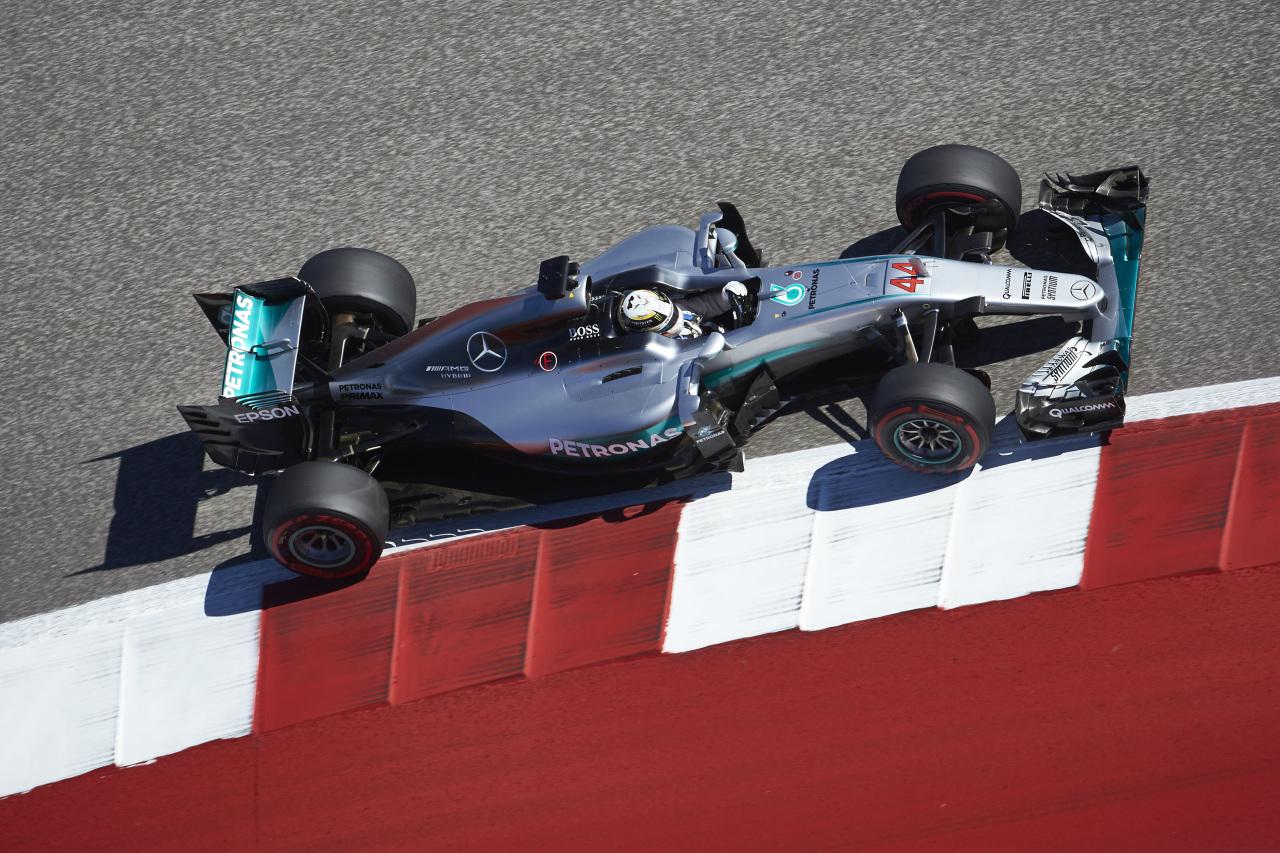 Calificación GP de México 15