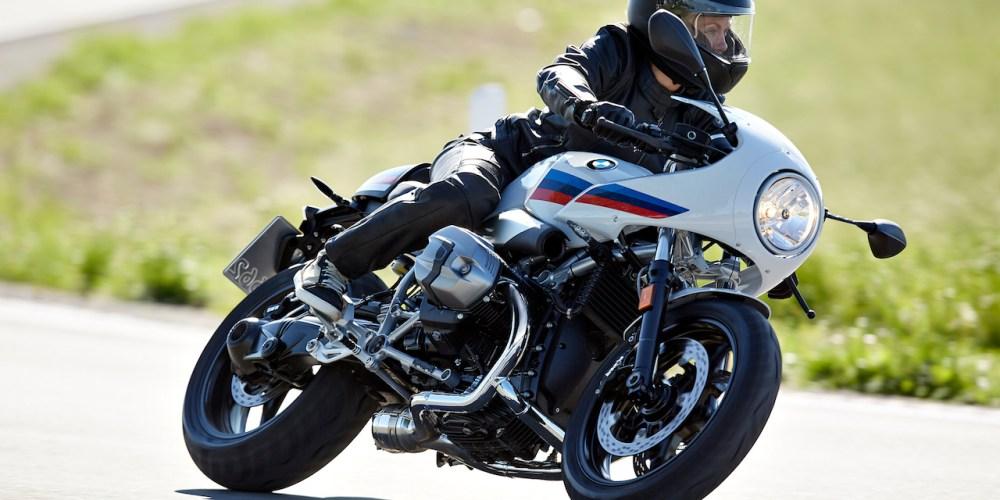 BMW Motorrad presenta las nuevas R nineT Racer y BMW R nineT Pure