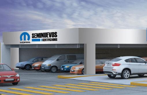 MOPAR estrena programa de autos seminuevos certificados