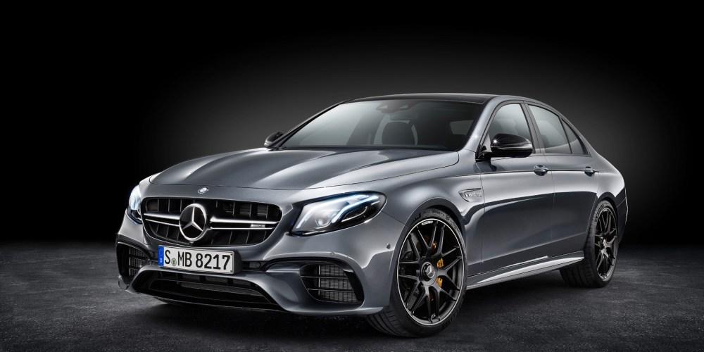 Auto Show de Los Ángeles 2016: Mercedes-AMG E63