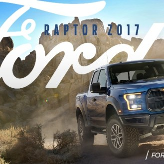 Ford Raptor 2017 1